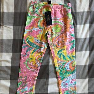 Girls Ralph Lauren tights  S